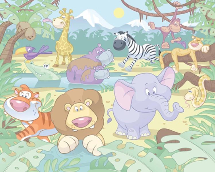 Baby Džungle