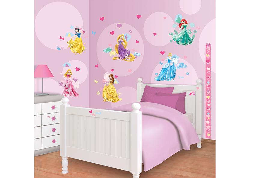 Dekorace Disney Princezny