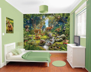 20150324141941_Animals_Forest_Bedroom_Scene