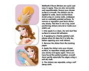 Princess Decor Instructions