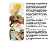 Dinosaur Land Room Decor Kit Instructions 46535