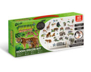 Jungle Adventure Room Decor Kit Retail Pack 46528