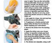 Jurassic World Fallen Kingdom Room Decor Kit Instructions 45712