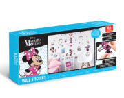 Minnie Mouse Wall Sticker Pack 45538