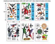 Planes Stickers